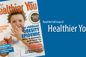 Fall Prevention & Dr. Fabio Feldman in Healthier You Magazine!